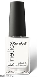 485 Kinetics SolarGel Лак гелевый для ногтей 15мл (Стойкий, БЕЗ уф-лампы)