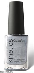 487 Kinetics SolarGel Лак гелевый для ногтей 15мл (Стойкий, БЕЗ уф-лампы)