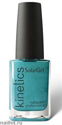 490 Kinetics SolarGel Лак гелевый для ногтей 15мл (Стойкий, БЕЗ уф-лампы)
