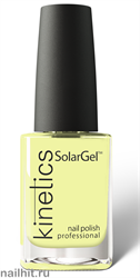 493 Kinetics SolarGel Лак гелевый для ногтей 15мл (Стойкий, БЕЗ уф-лампы)