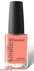 495 Kinetics SolarGel Лак гелевый для ногтей 15мл (Стойкий, БЕЗ уф-лампы)
