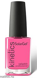 497 Kinetics SolarGel Лак гелевый для ногтей 15мл (Стойкий, БЕЗ уф-лампы)