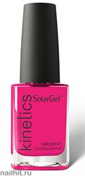 498 Kinetics SolarGel Лак гелевый для ногтей 15мл (Стойкий, БЕЗ уф-лампы)