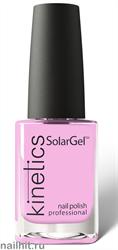 499 Kinetics SolarGel Лак гелевый для ногтей 15мл (Стойкий, БЕЗ уф-лампы)