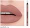 14321 Provoc № 804 Nudess Гелевый карандаш для губ, бежевый нюд - фото 193448